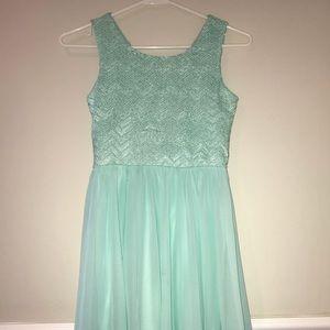 LIKE BRAND NEW DRESS (Speechless)